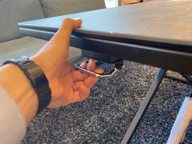 昇降テーブルは1台何役?